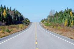 canada autostrady trans obrazy royalty free