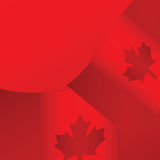 Canada background Royalty Free Stock Image