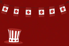 Canada Background Royalty Free Stock Photo