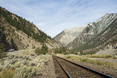 Canada - British Columbia - Fraser Valley - Lytton Royalty Free Stock Images