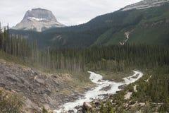 Canada - British Columbia - Yoho Nationalpark Stock Images