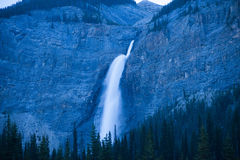 Canada - British Columbia - Yoho Nationalpark. Waterfall at the Yoho National Park in Canada Stock Photography