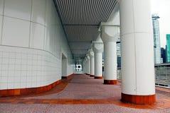 canada centrum konwencji Vancouver miejsca handlu Obrazy Stock