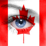 Canada concept Royalty Free Stock Photography