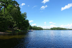 Canada cottage country- Golden Lake Stock Photography