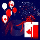 Canada Day. Stock Images