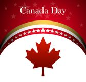 Canada Day. 1 july Canada Day vector background Stock Photo