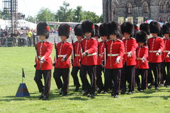 Canada day ottawa Royalty Free Stock Image