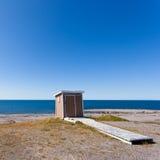Canada de Choix Terre-Neuve d'Au de port de dépendance d'océan Image libre de droits
