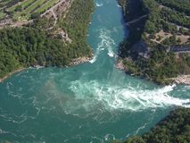 Canada de chutes du Niagara : Amérique du Nord Photo stock
