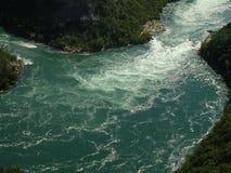 Canada de chutes du Niagara : Amérique du Nord Images libres de droits