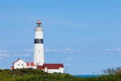 Canada de Labrador de phare d'intrigue amoureuse de point Images libres de droits