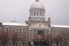Canada de Montréal de vieux port de marché du marché de Bonesecours Photos libres de droits