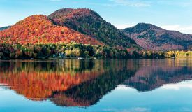 Canada in fall Stock Photography