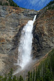 Canada falls. Takakkaw Falls, Yoho National Park - the third highest in Canada Stock Photo