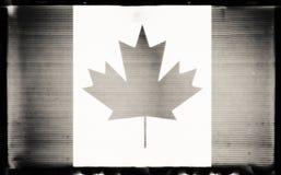 Canada flag Stock Photography