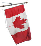 Canada flag Stock Photos