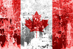 Canada flag Royalty Free Stock Photography