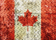 Canada flag Royalty Free Stock Photos