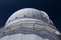 Canada-France-Hawai i Observatory Royalty Free Stock Photos