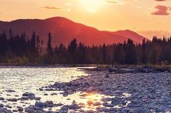 canada góry Fotografia Royalty Free