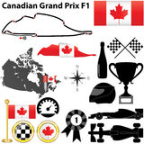 Canada Grand Prix F1 Stock Photography