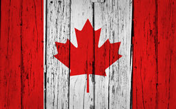 Canada Grunge Background Royalty Free Stock Photography