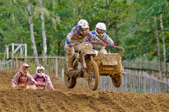 Canada Heights Nationals MX Royalty Free Stock Photo