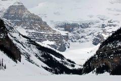 canada icefield Fotografia Royalty Free