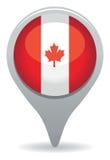 Canada icon Royalty Free Stock Image