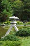Canada, Ja panese garden in the Botanical Garden of Montreal Stock Photography