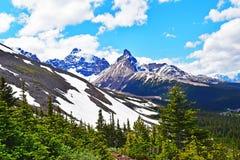 Canada_jasper foto de archivo