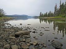 Canada lake 4113 Royalty Free Stock Photos
