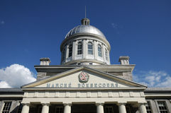 Canada, Le Marché Bonsecours in Montreal Stock Photo