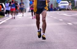 canada maratonu Ontario Ottawa biegacze Obraz Stock