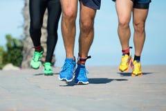 canada maratonu Ontario Ottawa biegacze Zdjęcia Royalty Free