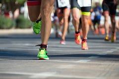 canada maratonu Ontario Ottawa biegacze Zdjęcie Royalty Free