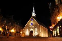 canada miasto Quebec zdjęcia stock