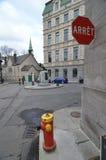 canada miasto Quebec Obrazy Royalty Free