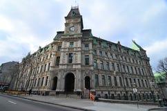 canada miasto Quebec Obraz Royalty Free
