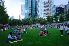 canada miasto Vancouver Zdjęcia Stock