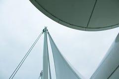 canada miejsca w Vancouver dach Zdjęcia Stock