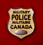 Canada Military Police Militaire Stock Image