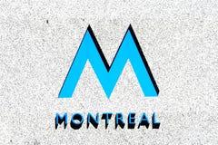 canada Montreal obrazy stock