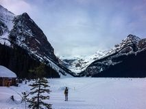 Canada mountains Royalty Free Stock Photo