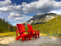 Canada, National Parks Royalty Free Stock Photos
