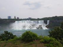 Niagara city royalty free stock image