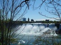 Canada Ontario de chutes du Niagara Photo libre de droits
