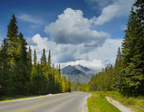 Canada Parkway Stock Image