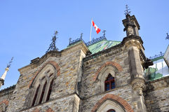 Canada Parliament Building Royalty Free Stock Images